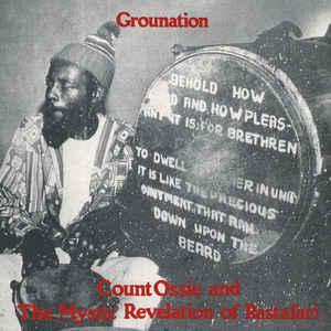 Count Ossie & Mystic Revelation of Rastafari - Grounation 3lp