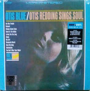 Otis Redding - Otis Blue/Otis Redding Sings Soul lp (Sundazed)