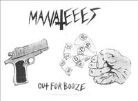 "Manateees - Out For Booze 7"" (Pelican Pow Wow Records)"
