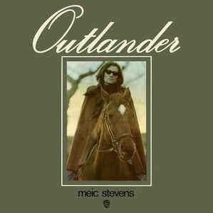 Meic Stevens - Outlander lp (Blank Recording Co)