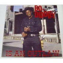 "Bo Diddley - Is An Outlaw lp (""Checker"")"