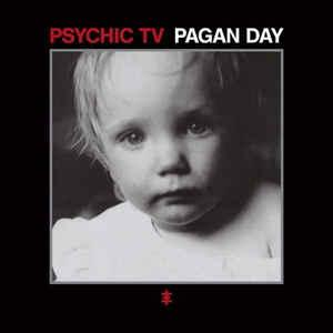 Psychic TV - Pagan Day lp (SBR / Dais) RED VINYL
