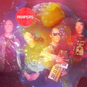 "Pampers - Right Tonight 7"" (In The Red)"