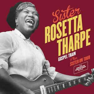 Sister Rosetta Tharpe - Gospel Train lp (Pan-Am)