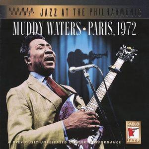 Waters, Muddy - Paris 1972 lp (Pablo)