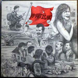 Partisans - Time Was Right lp (Radiation Reissues)