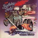 Birthday Party - Junkyard lp (Drastic Plastic)
