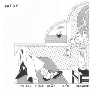 "Patsy - Tuley Tude High 7"" (Total Punk)"