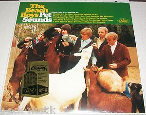 Beach Boys - Pet Sounds lp Mono 50th Ann. (Capitol Records)