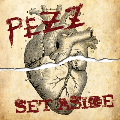 "Pezz/Set Aside - split 7"" (7AM Vinyl)"
