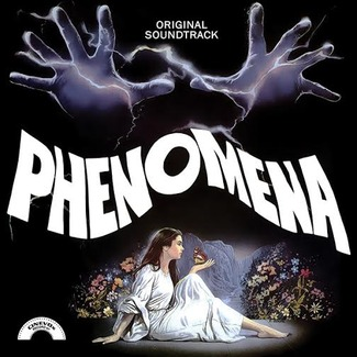 Goblin - Phenomena Original Soundtrack lp (Cinevox/AMS)