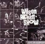 Pickett, Wilson - Live In Germany lp (NO LABEL)