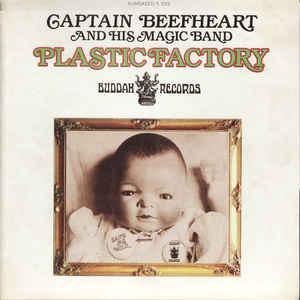 "Captain Beefheart - Plastic Factory 7"" (Sundazed)"