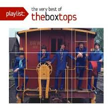 Box Tops - Playlist the Very Best of cd (Bell/Arista)