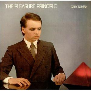 Gary Numan - The Pleasure Principle lp (Beggars Banquet)
