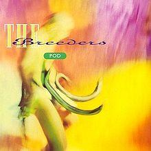 The Breeders - Pod lp (Plain)