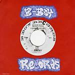 "Boogie Down Productions - Poetry/South Bronx 7"" (B-Boy)"