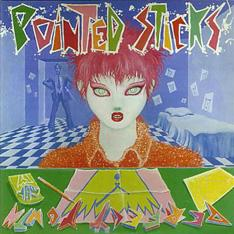 Pointed Sticks - Perfect Youth lp (Sudden Death)