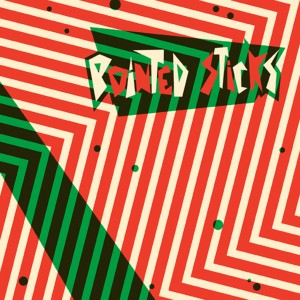 "Pointed Sticks - Power Pop Santa 7"" (La-Ti-Da Records)"