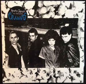 Cramps - Memphis Poseurs 1977 Demos lp (Embassador Records)