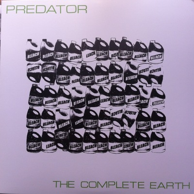 Predator - The Complete Earth lp (Scavenger of Death)