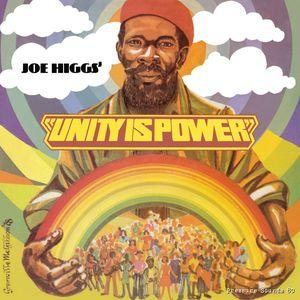 Higgs, Joe - Unity Is Power lp (Pressure Sounds)