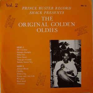 Prince Buster- Original Golden Oldies Vol 2 lp (Prince Buster)