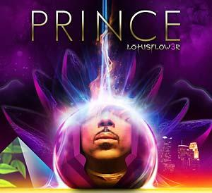 Prince - Lotus Flow3r dbl lp (Because Music)
