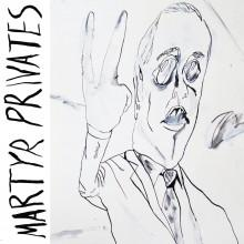 Martyr Privates - s/t lp (Bedroom Suck Records)