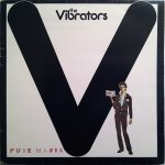 Vibrators - Pure Mania lp (Anarchy Music/Cleopatra)