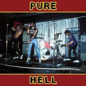 "Pure Hell - Wild One 7"" (In The Red)"