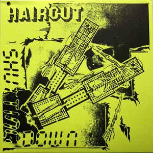 Haircut - Shutting Down lp (Feel It Records)