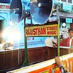 Rajasthan Street Music dbl lp (Sublime Frequencies)