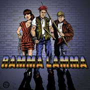 "Ramma Lamma - Gang 7"" (Dusty Medical Records)"