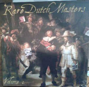 "Rare Dutch Masters Vol 1 dbl 10"" (Red Bullet/Music on Vinyl)"