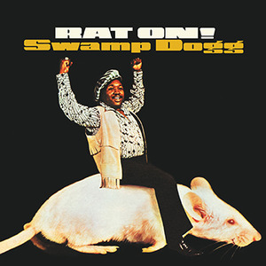 Swamp Dogg - Rat On! cd (Alive)