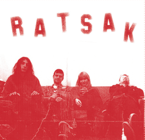"Ratsak - 20th Century Bricolage 7"" (12XU Records)"