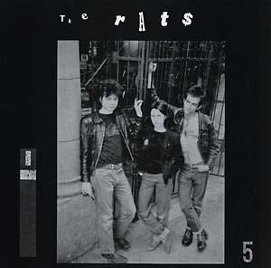 Rats, The - The Rats lp (Mississippi Records)