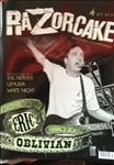 Razorcake #72 w/Eric Oblivian, Peter Case & Paul Collins, + Lots