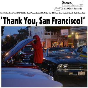 Thank You, San Francisco! - v/a lp (SmartGuy)