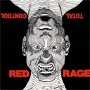 "Red Rage - Total Control 7"" (1977 Records JAPAN)"