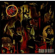 Slayer - Reign In Blood lp (American Records)