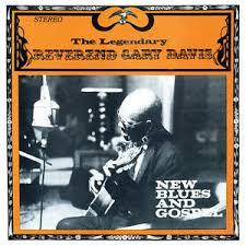 Reverend Gary Davis - New Blues And Gospel lp (Sutro Park)