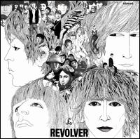 Beatles - Revolver lp (EMI/APPLE)