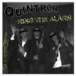 "Quintron - Ring The Alarm 7"" (Bachelor Records)"