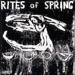 Rites Of Spring - End On End lp (Dischord)