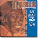 R.L. Burnside - Raw Electric 1979/1980 cd (Inside Sounds)
