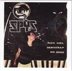 "Rock Bottom and the Spys - Rich Girl 7"" (No Label)"