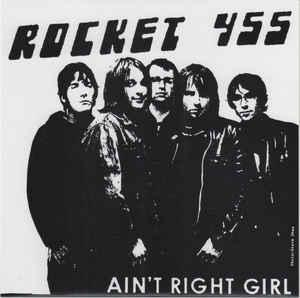 "Rocket 455 - Ain't Right Girl 7"" (Third Man)"