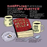 Scharpling And Wurster - Rock Rot & Rule lp